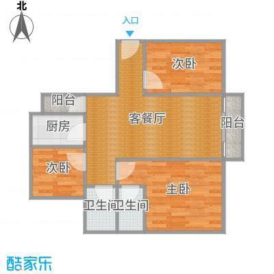 金宇锦园尚景轩2栋1705