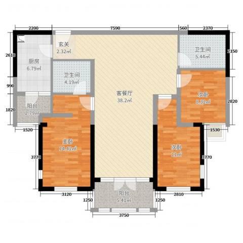 三川御锦台