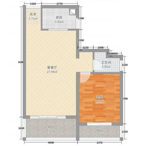 清水湾珍珠海岸花园4-709
