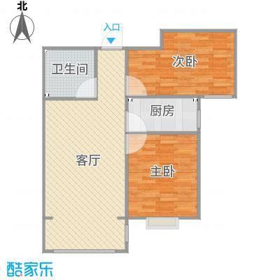 瑞府简装两居室