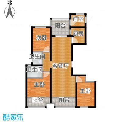 烟台_海鑫花园_148平米中式