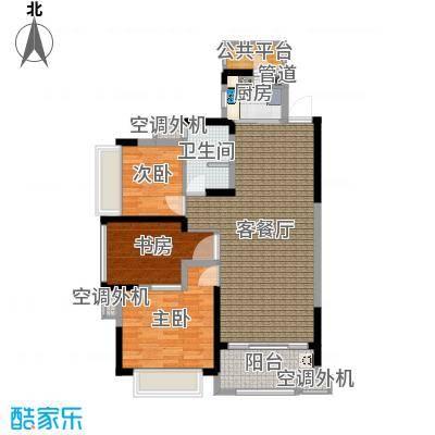 长沙_潇湘名城_第二方案
