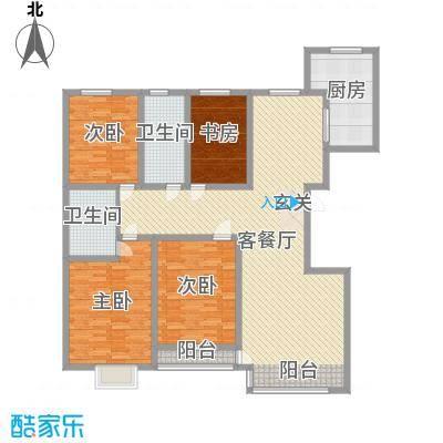 巨海城五区巨海城五区户型图4室2厅14室2厅1卫1厨户型4室2厅1卫1厨-副本