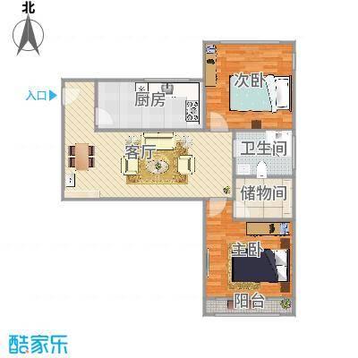 上海_甘泉公寓_2016-07-07-1052