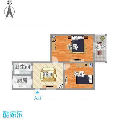 上海_甘泉公寓_2016-07-07-1058