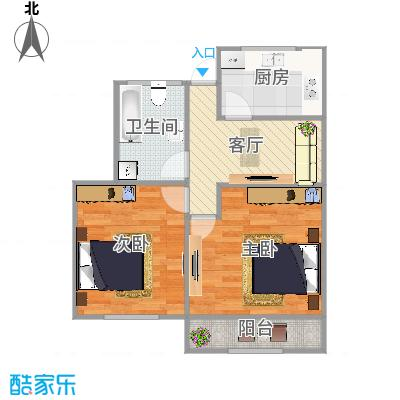 上海_甘泉三村_2016-07-07-1103