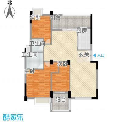东湖苑户型2室-副本