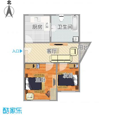 上海_甘泉三村_2016-07-07-1741