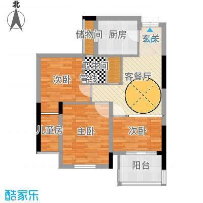 江淮景城(最简单)
