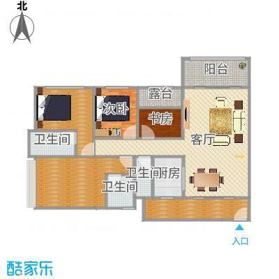 中山-锦绣阳光花园九期-设计方案-副本
