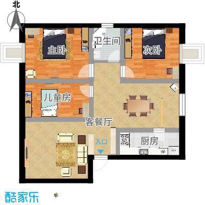 唐山_天元花园_2016-07-11-1026