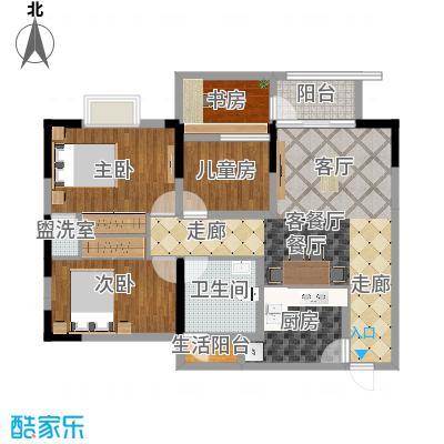 重庆-廊桥水岸-设计方案