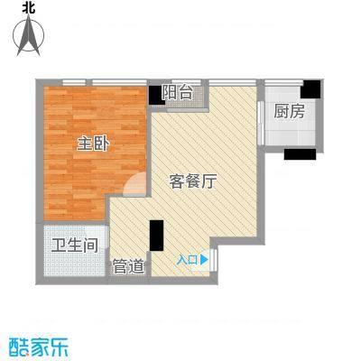 宁波_常青藤单身公寓_2016-07-13-1249