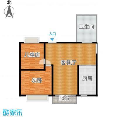 张友玲 华鹤意居 富区天和湾云设计:152㎡2室2厅1卫1厨