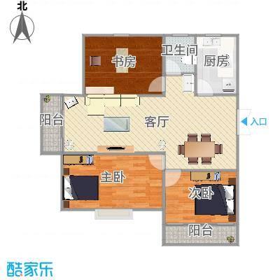 淮安_郁金蓝湾_2016-07-14-1722