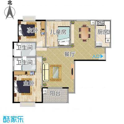 武汉-顺民宜盛花园-设计方案-副本-副本
