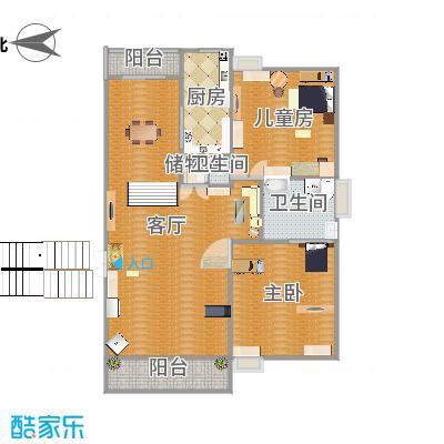 上海_白玉兰花园_2016-01-25-1721