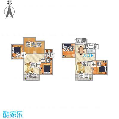 上海_共康公寓_2016-07-18-1445