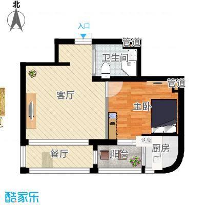 上海_金龙公寓_2016-07-19-0045