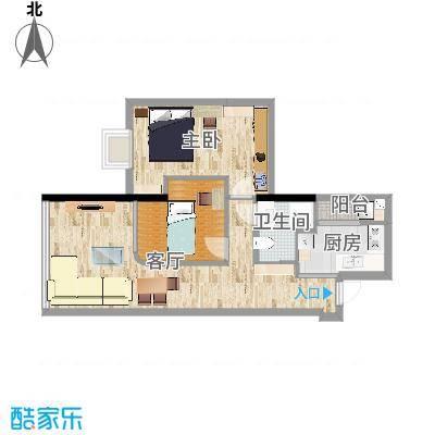广州都市华庭户型图