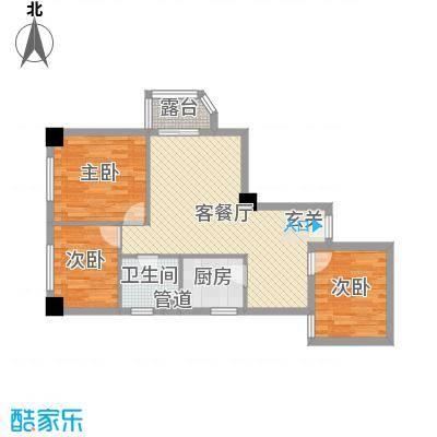 祥和花园深圳4户型-副本