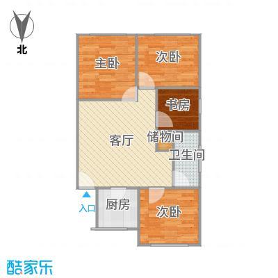 上海_芳秀公寓_2016-07-21-0013