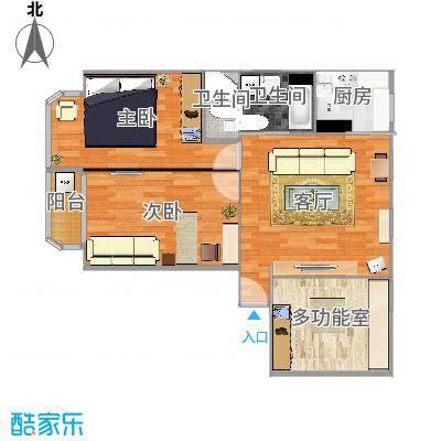 上海_仁宝公寓_2016-07-22-1720