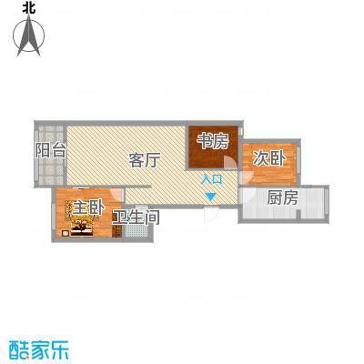 津成广场客厅原设计