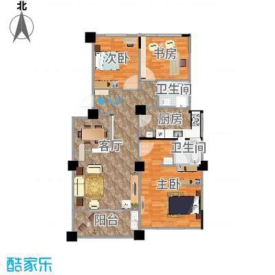 九江_阳光下的红屋顶_2016-07-25-1010