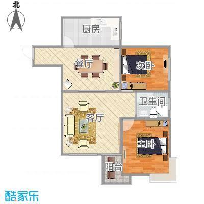 上海_百花公寓_2016-07-25-2015