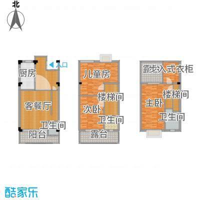 南京_鸿信大宅门_1-3层-东门