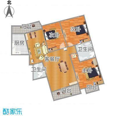 上海_亚都国际名园_2016-07-26-1858