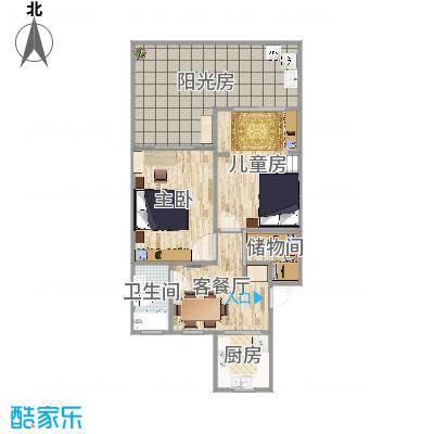 上海_龙州小区_2016-08-01-1337