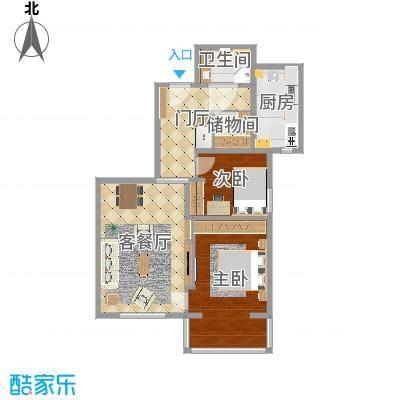 北京-秀蝶双座2号楼-06号设计方案-副本