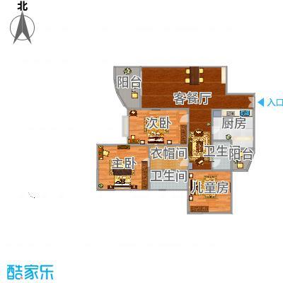 上海_仁恒滨江园_2016-08-02-1204