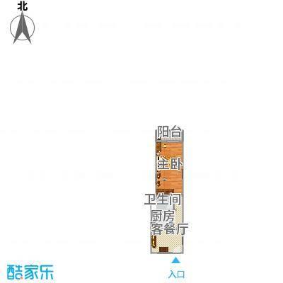 上海_联富假日公寓_2016-08-03-1208