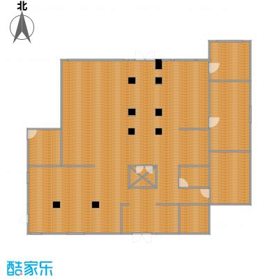 东源丽晶别墅1楼大厅_2016-07-31-1744