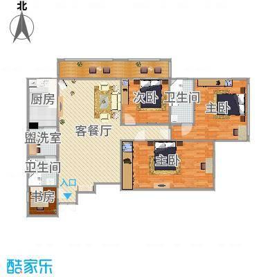 上海_佳安公寓_2016-08-04-1327