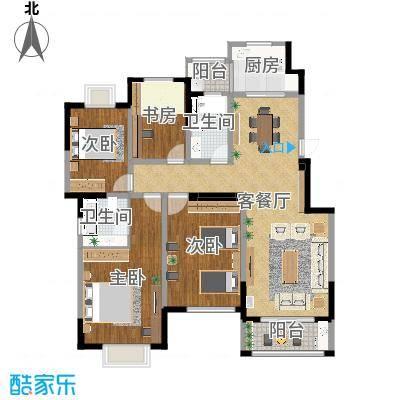 中央广场龚女士效果图-设计师:许瑞灵