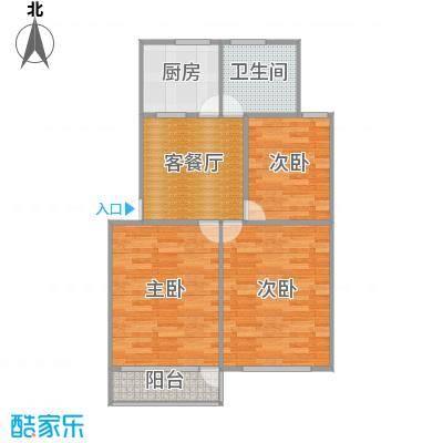 上海_金桥四街坊_2016-08-08-1806