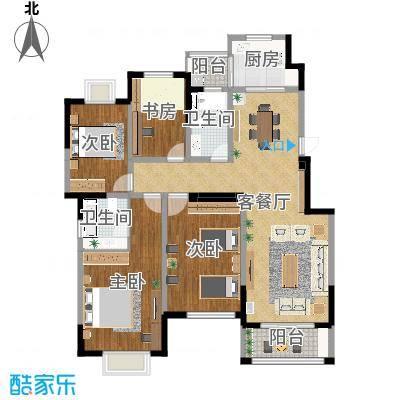 中央广场龚女士平面设计-设计师:许瑞灵
