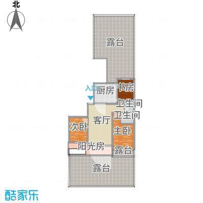 复式房一层中式设计方案