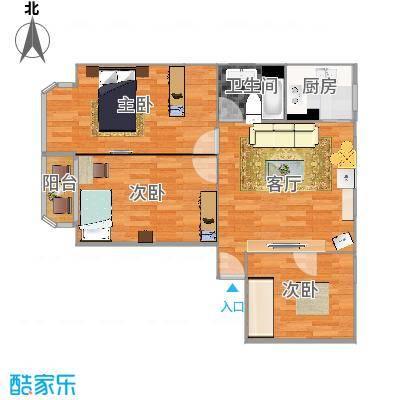 上海_仁宝公寓_2016-08-10-1709