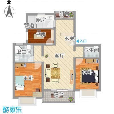 上海_东兰世茗雅苑_2016-08-12-1830