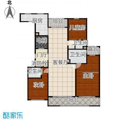 昆山同进君望吴局 家具平面配置图_2016-08-11-0723