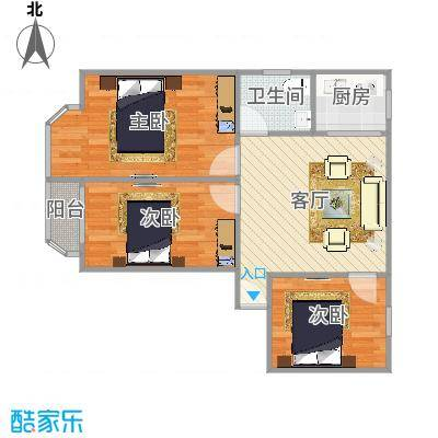 上海_仁宝公寓_2016-08-12-1636