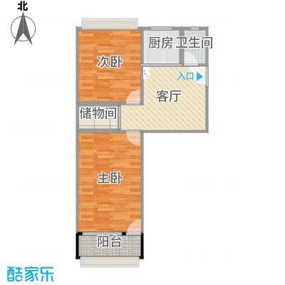 北京_友谊社区_户型图12016-02-02-3