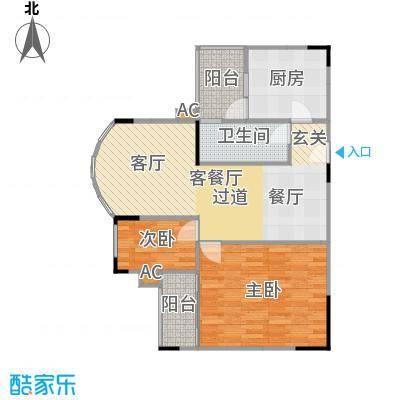 重庆-金科丽苑-设计方案