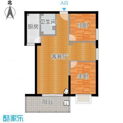三号楼89方3号户型三室两厅2015-3-2-副本