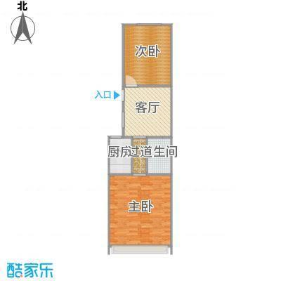 北京_皂君东里17号楼两居_2016-08-17-1440